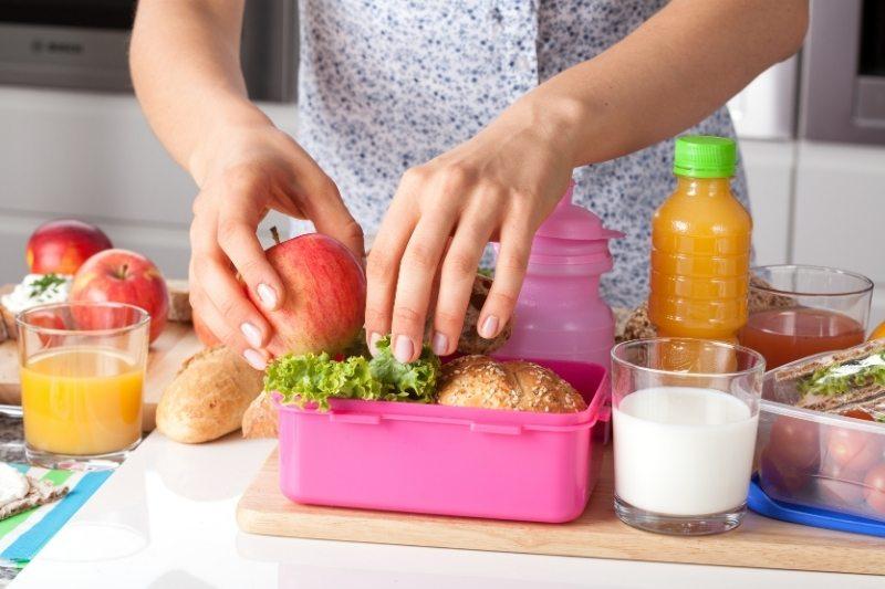 lunch box przepisy dla dzieci drugie śniadanie